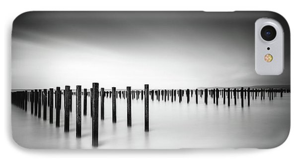 French iPhone 8 Case - Formation  - Study by Christophe Staelens