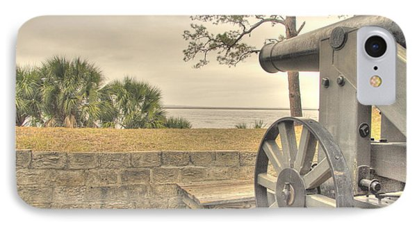 Fort Mcallister Cannon IPhone Case