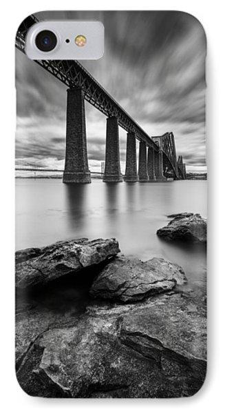 Forth Bridge IPhone Case