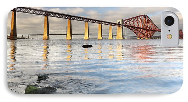 Forth Railway Bridge IPhone Case
