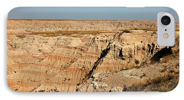 Fossil Exhibit Trail Badlands National Park IPhone Case