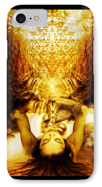 Fountain Of Boundless Love IPhone Case