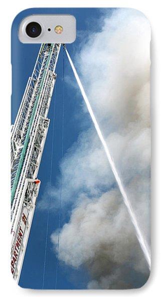 Four Alarm Blaze 001 IPhone Case