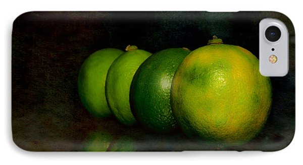Four Limes IPhone Case