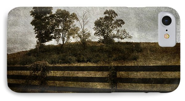 Four On A Hill IPhone Case