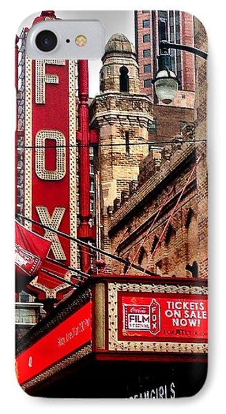 Fox Theater - Atlanta IPhone Case