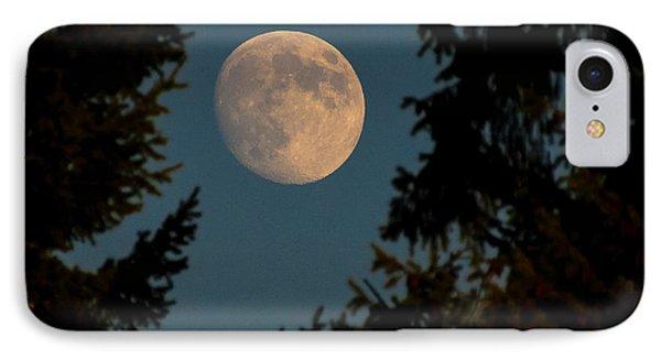 Framed Moon IPhone Case