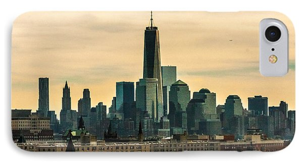Freedom Tower IPhone Case