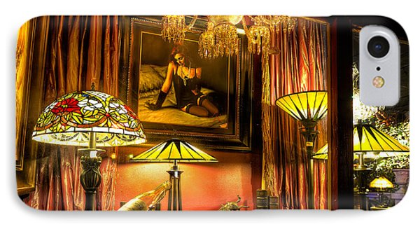 French Quarter Ambiance IPhone Case