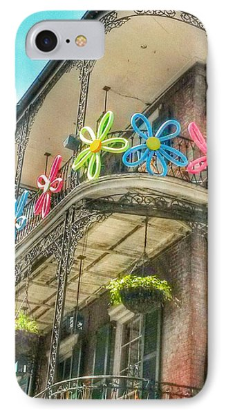 French Quarter Summer IPhone Case