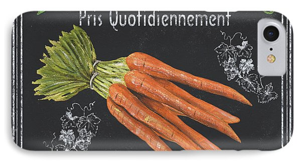 French Vegetables 4 IPhone Case