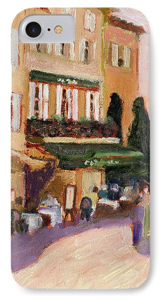 French Village IPhone Case