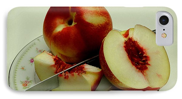 Fresh Nectarines IPhone Case