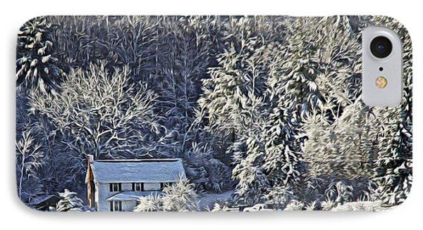 Fresh Snow IPhone Case