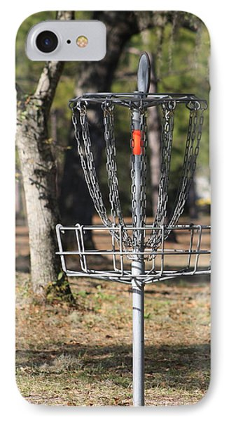 Frisbee Golf IPhone Case