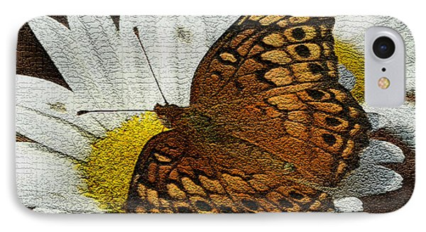 Fritillary Variegated  IPhone Case