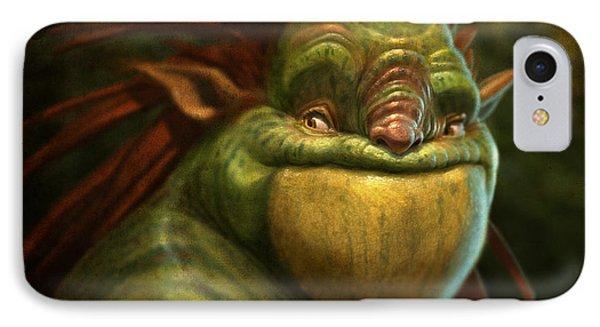 Frogman IPhone Case