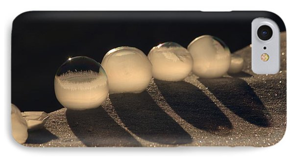 Frozen Bubbles IPhone Case