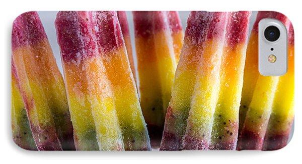 Frozen Fruit Rainbow IPhone Case