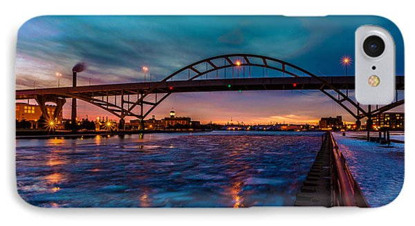 Frozen Hoan Bridge IPhone Case