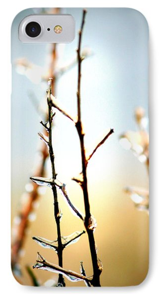 Frozen In Light IPhone Case