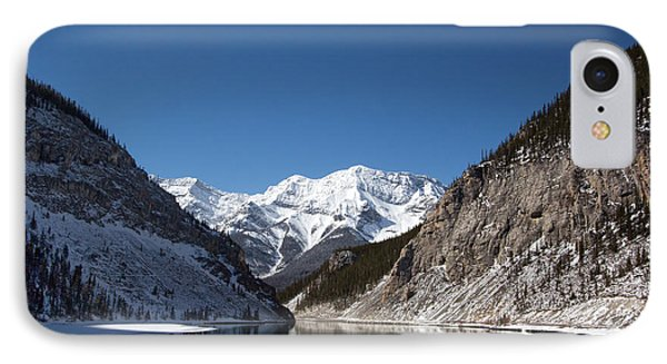 Frozen Lake Of Beauty IPhone Case