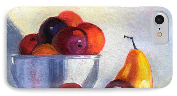 Fruit Bowl IPhone Case