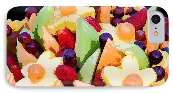 Fruit Kabobs IPhone Case