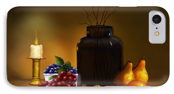 Fruits Of Life IPhone Case