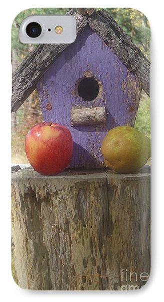 Fruity Home? IPhone Case
