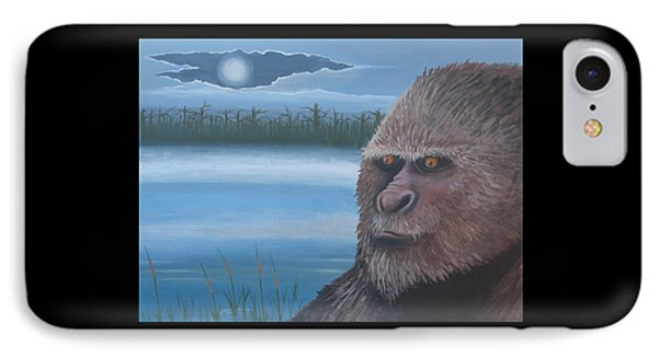 Full Moon At Boggy Creek IPhone Case