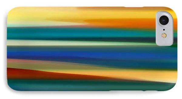 Fury Seascape Panoramic 1 IPhone Case