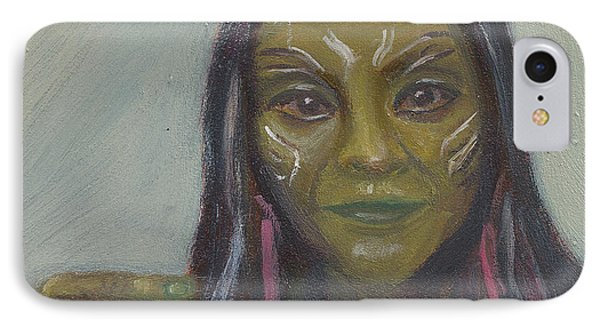 G Is For Gamora IPhone Case