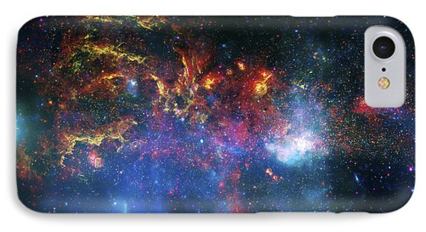 Galactic Storm IPhone Case