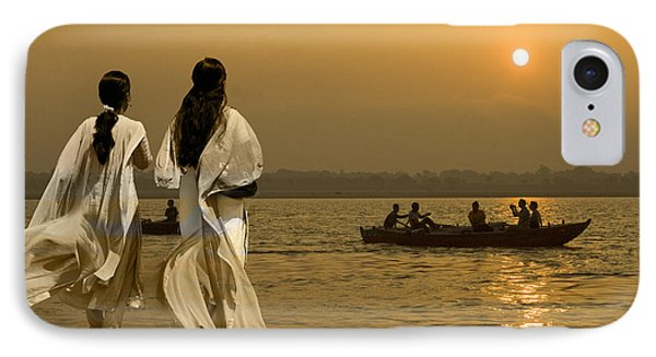 Ganges Every Day IPhone Case