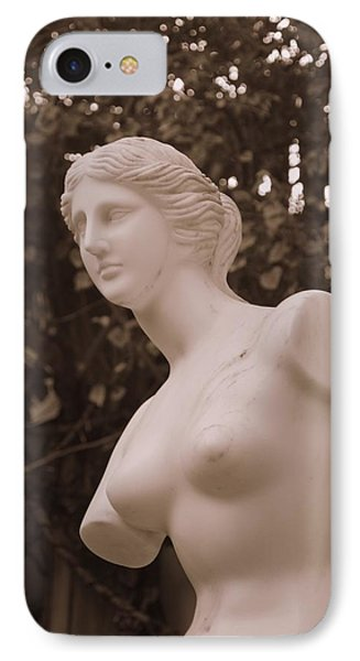 Garden Bust IPhone Case