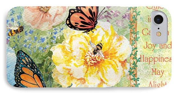 Garden Joy IPhone Case