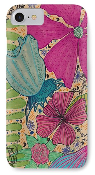 Garden Magic IPhone Case