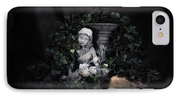 Garden Maiden IPhone Case