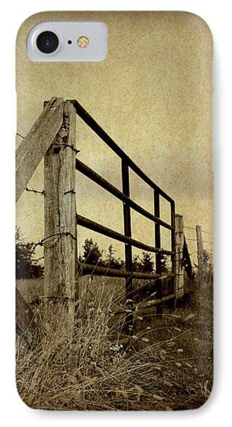 Gated Field IPhone Case