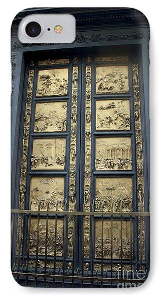 Gates Of Paradise IPhone Case
