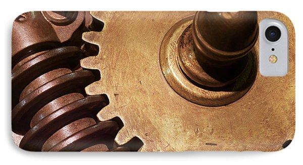 Gear Wheels IPhone Case