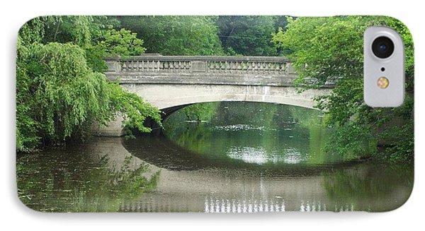 Genesee Valley Bridge IPhone Case