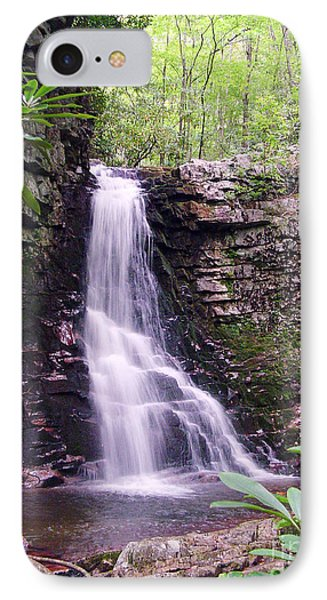 Gentry Creek- Upper Falls IPhone Case