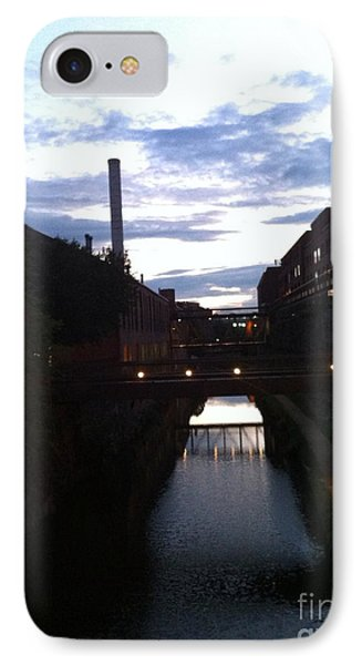 Georgetown Canal IPhone Case