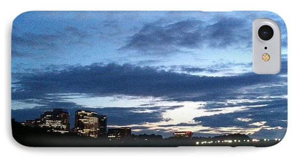 Georgetown Waterfront  IPhone Case