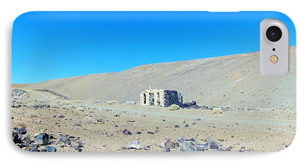 Ghost Town Candelaria 7 IPhone Case