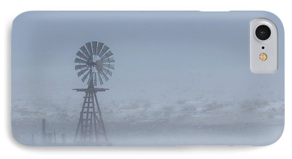 Ghost Windmill IPhone Case