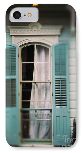 Ghostly Window IPhone Case