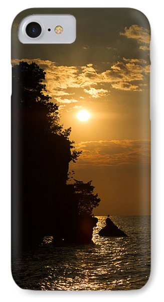 Gibraltar Island Stone Bridge IPhone Case
